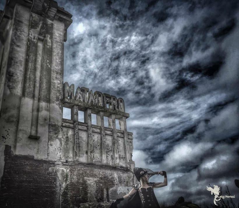 Fotografía y  Edición Digital de Epecuen. By Laly Portesi 0