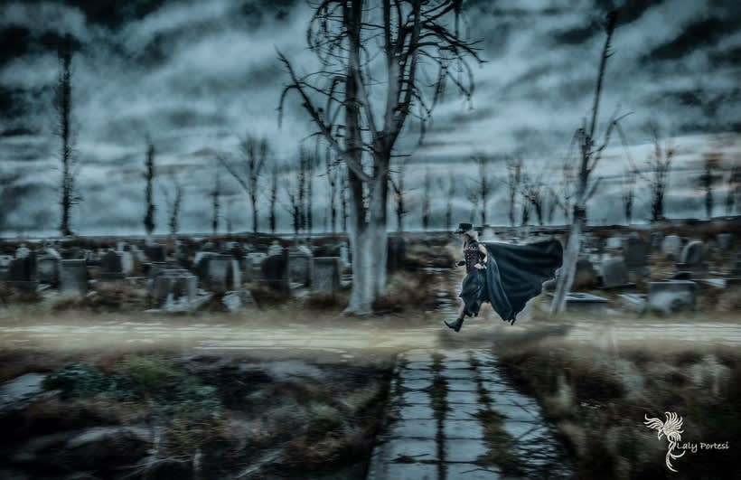 Fotografía y  Edición Digital de Epecuen. By Laly Portesi 2