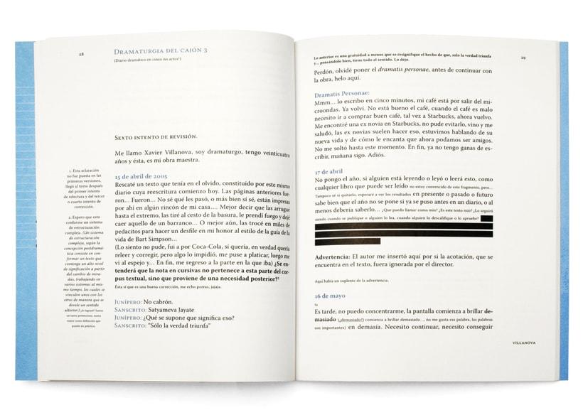 Cuadernos de taller. Pequeña revista literaria de corte experimental. 0