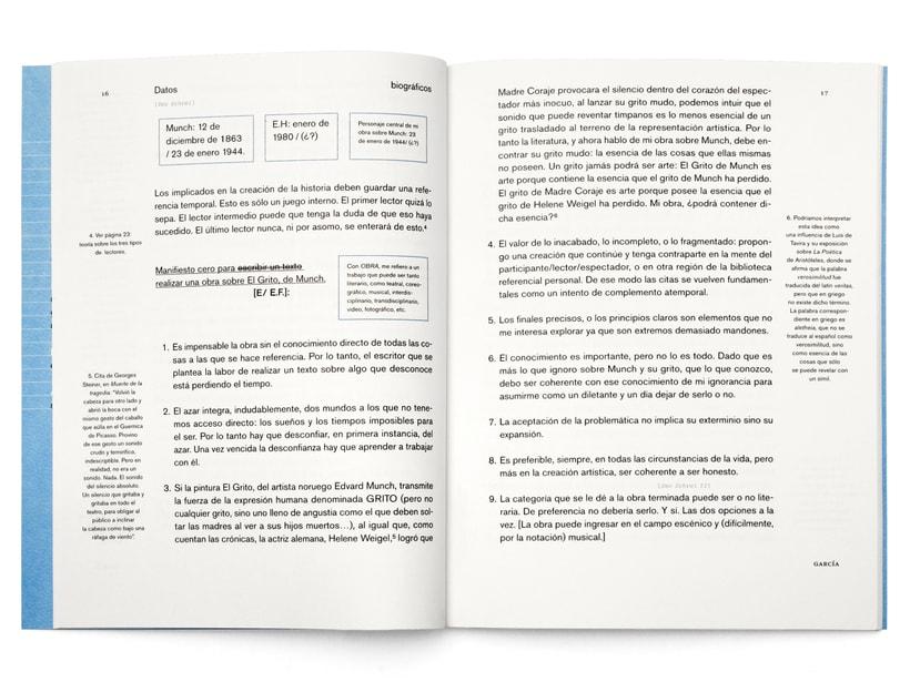 Cuadernos de taller. Pequeña revista literaria de corte experimental. 1