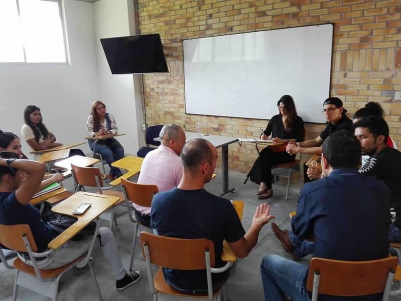 Congreso nacional:  Comunidad, arte y pedagogía. Barrancabermeja  3
