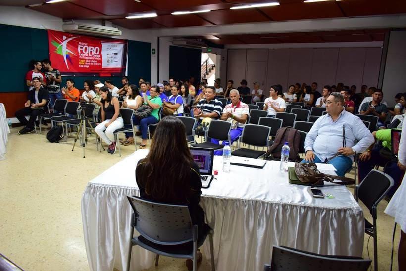 Congreso nacional:  Comunidad, arte y pedagogía. Barrancabermeja  5