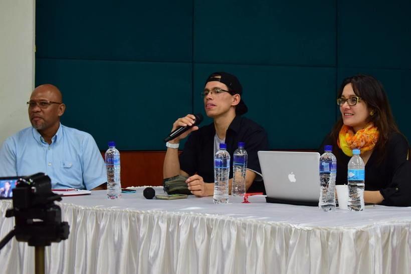 Congreso nacional:  Comunidad, arte y pedagogía. Barrancabermeja  6