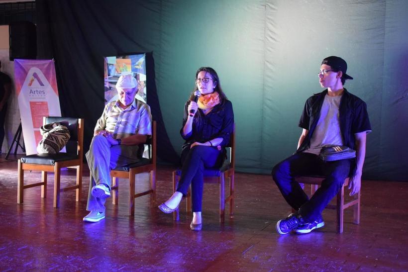 Congreso nacional:  Comunidad, arte y pedagogía. Barrancabermeja  7