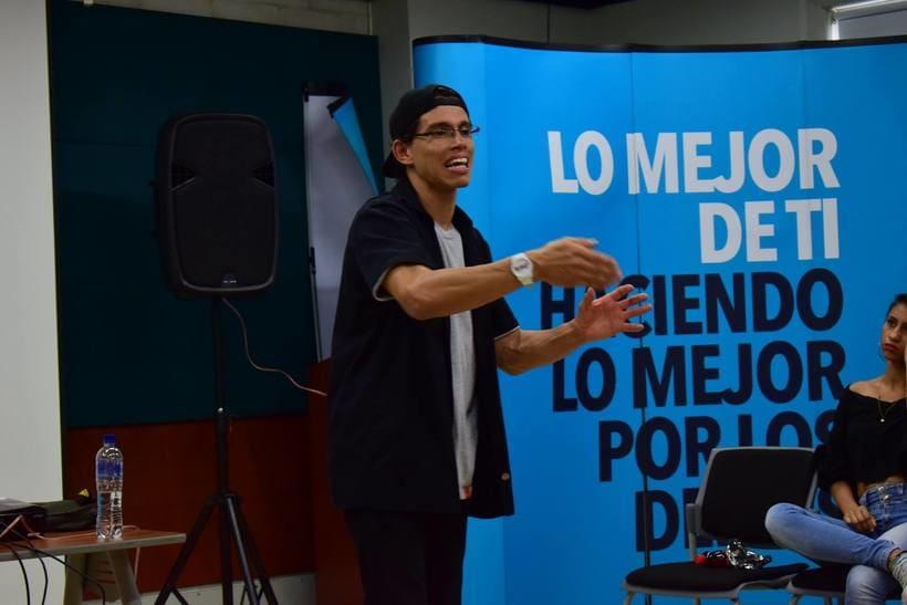Congreso nacional:  Comunidad, arte y pedagogía. Barrancabermeja  8