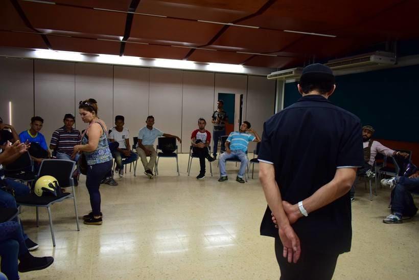 Congreso nacional:  Comunidad, arte y pedagogía. Barrancabermeja  10