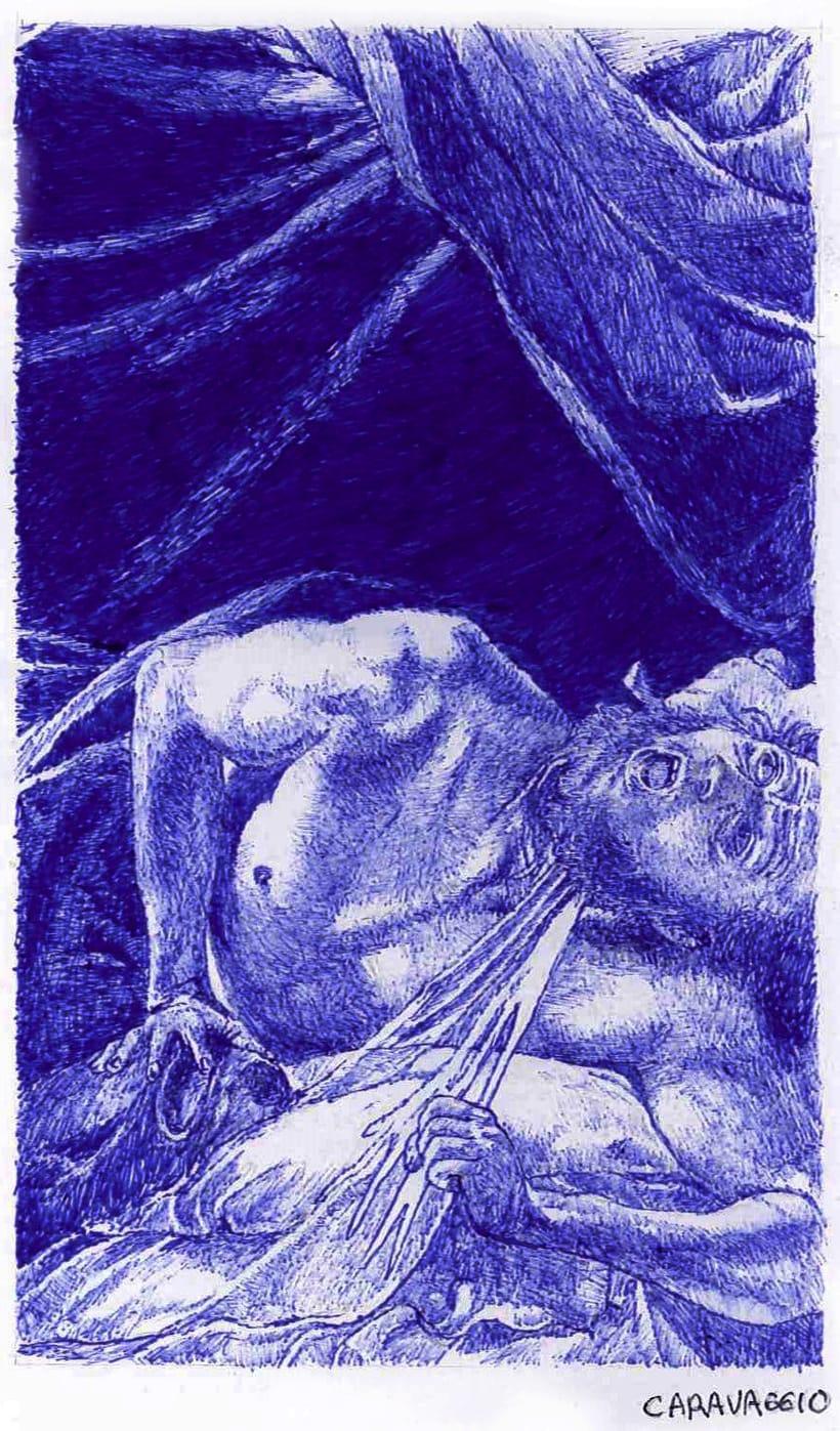 Ilustraciones en bolígrafo  1