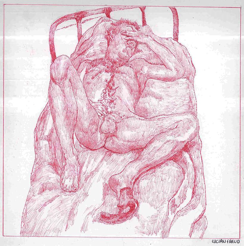 Ilustraciones en bolígrafo  4