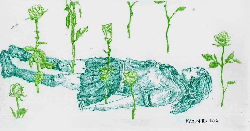 Ilustraciones en bolígrafo  6