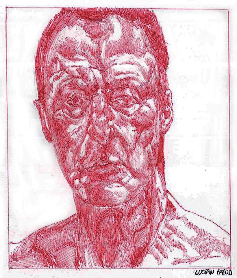 Ilustraciones en bolígrafo  7