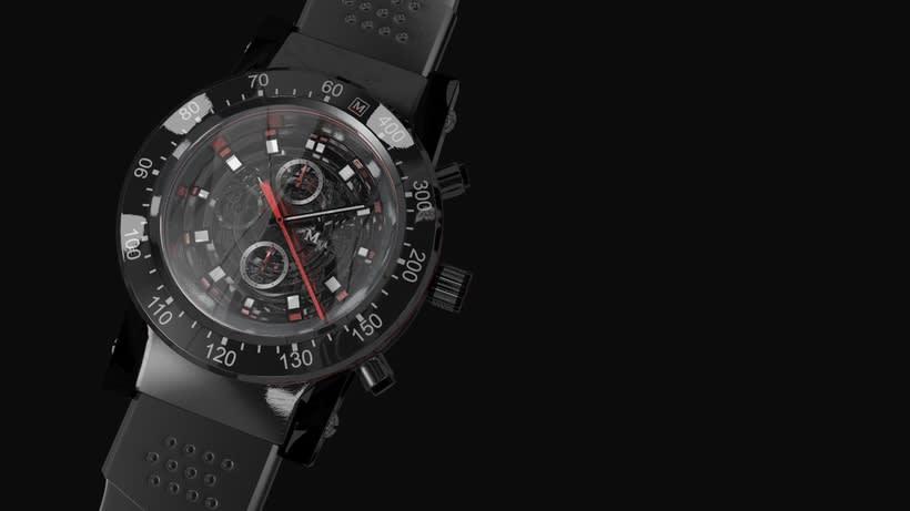 Wirst Watch - Design (Project) 2