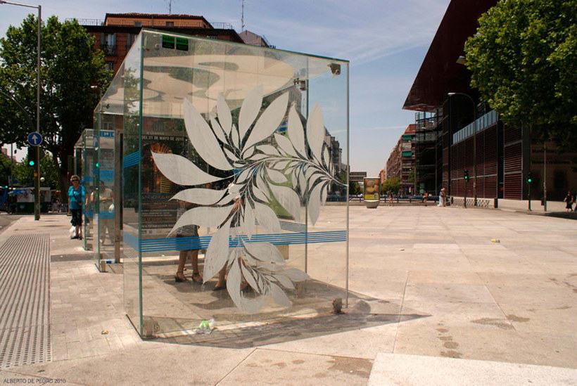 Nuria Mora transforma la ciudad en una jungla de color 21