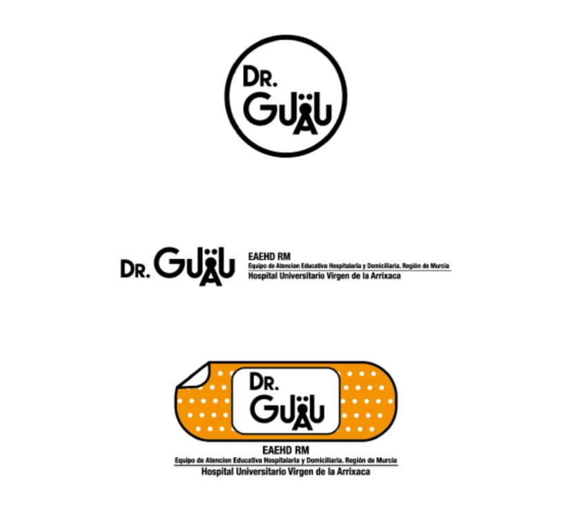 Diseño logotipo para hospital infantil 0