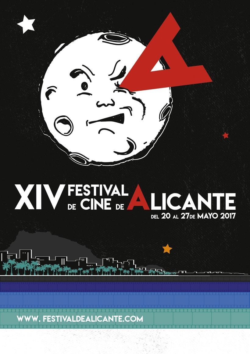 Cartel festival de cine -1