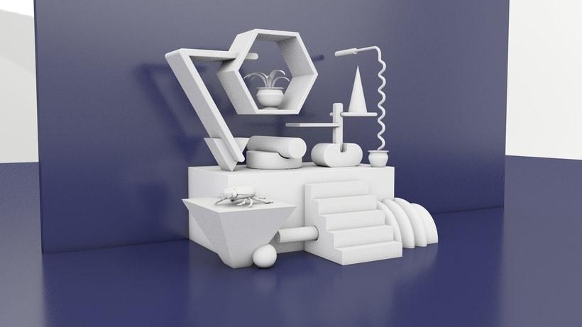 Bodegón 3D - Angelito -1