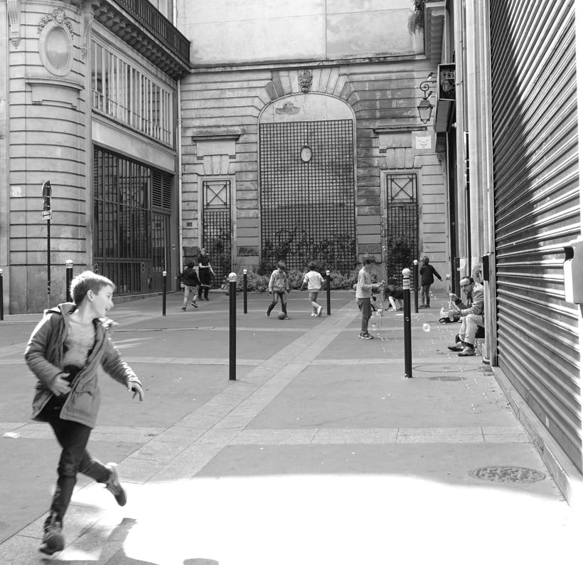 Día en París, museo Rodin.  0