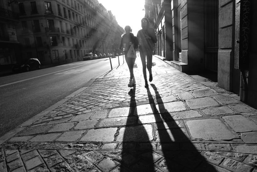 Día en París, museo Rodin.  1