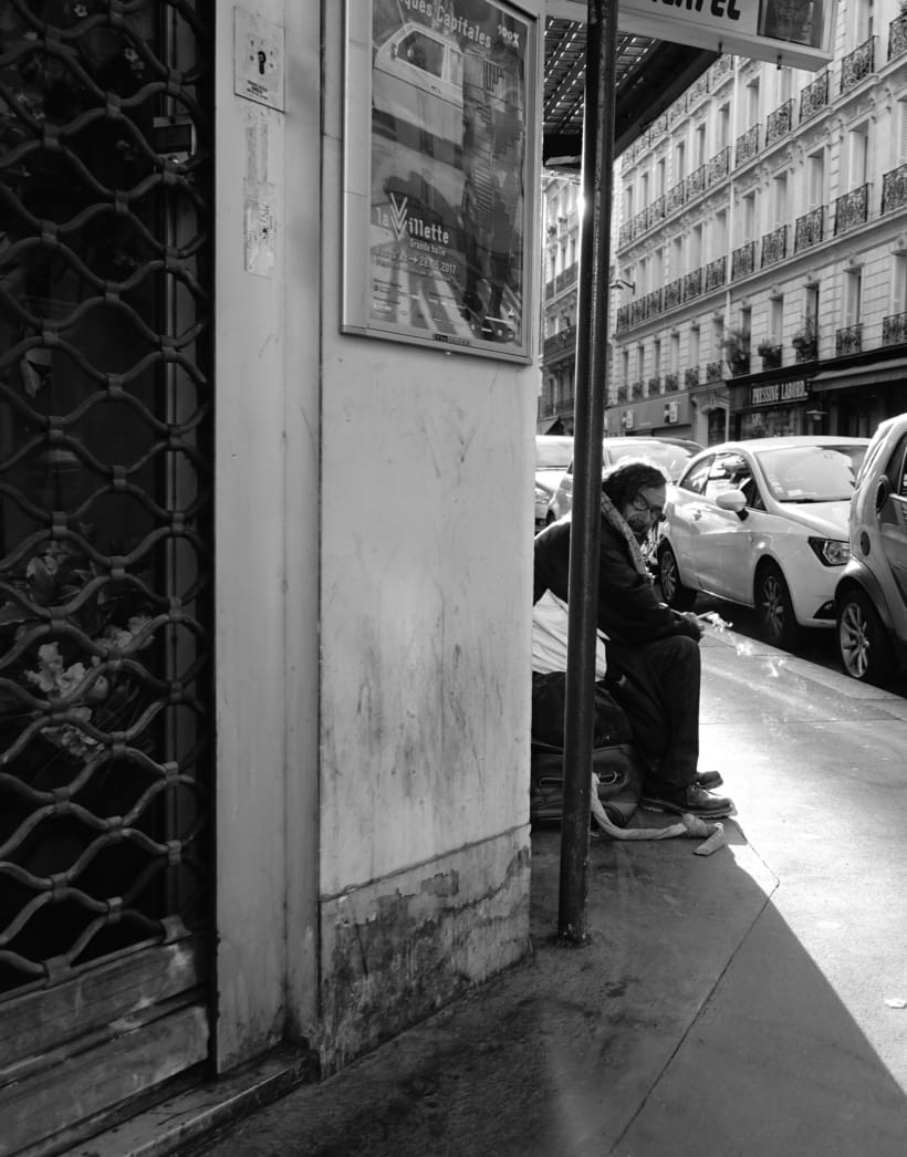 Día en París, museo Rodin.  2