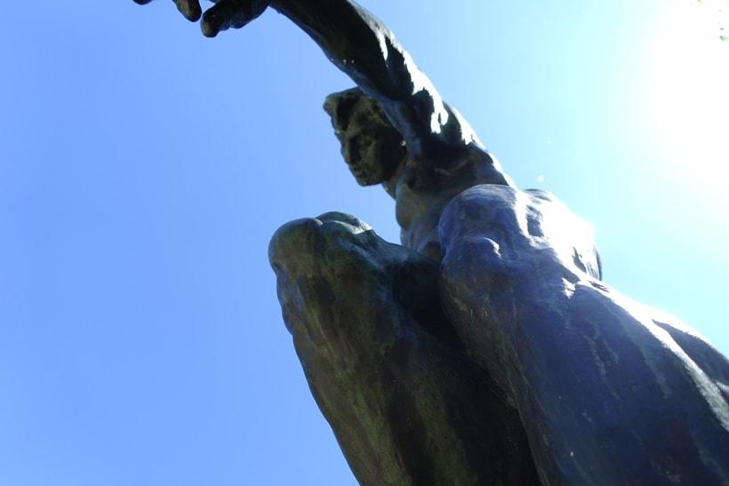 Día en París, museo Rodin.  5