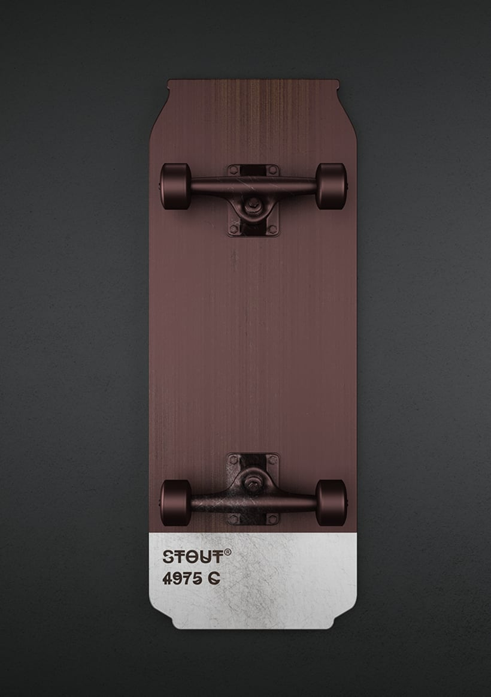 Beer colours skate 3