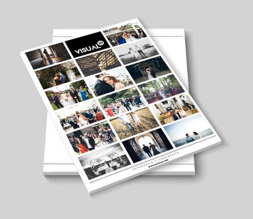 3HVISUAL. Web de fotografía en WordPress. Imagen corporativa y marketing 1