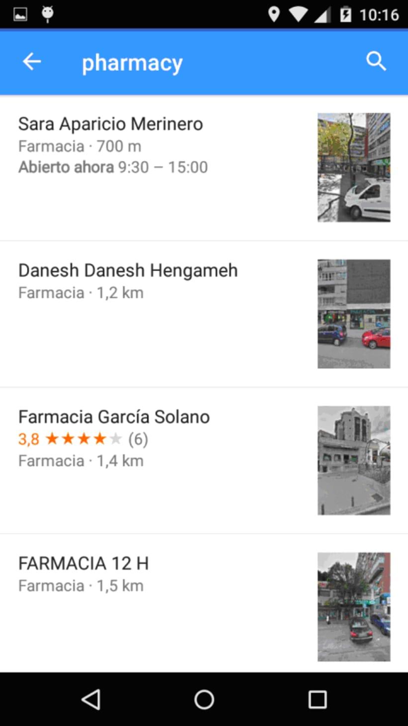 App Mispastillas Android 11