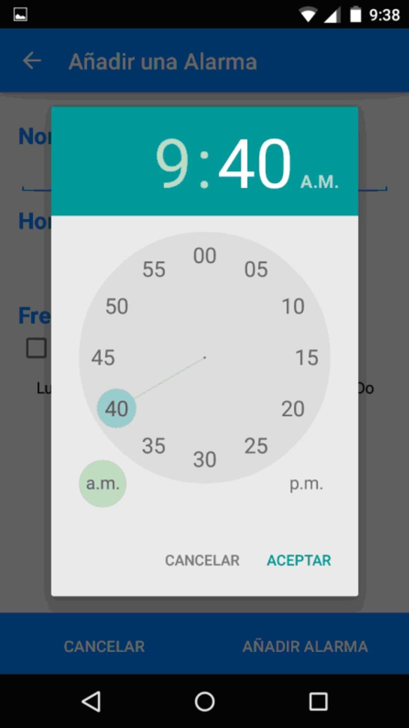 App Mispastillas Android 3