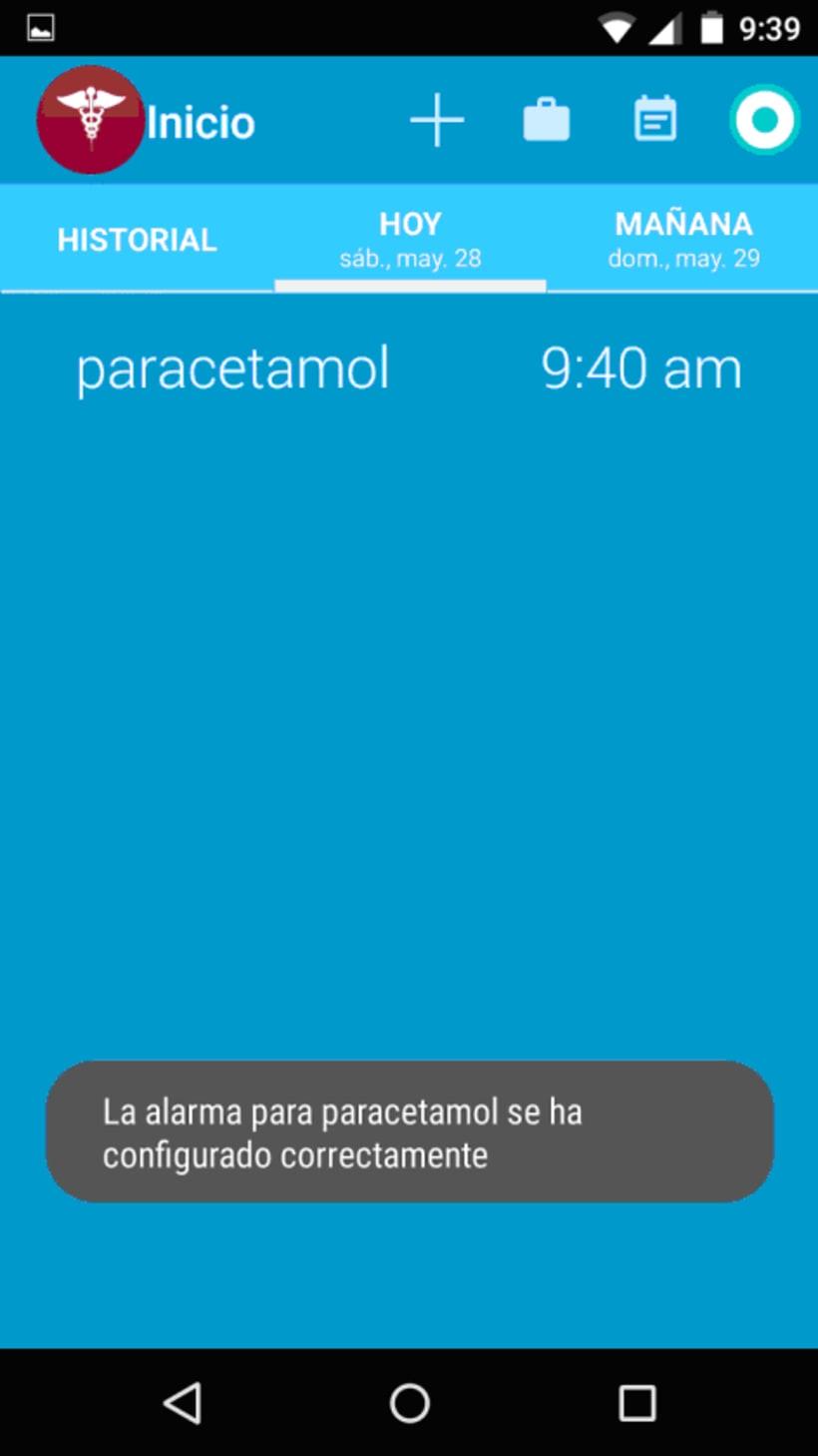 App Mispastillas Android 5