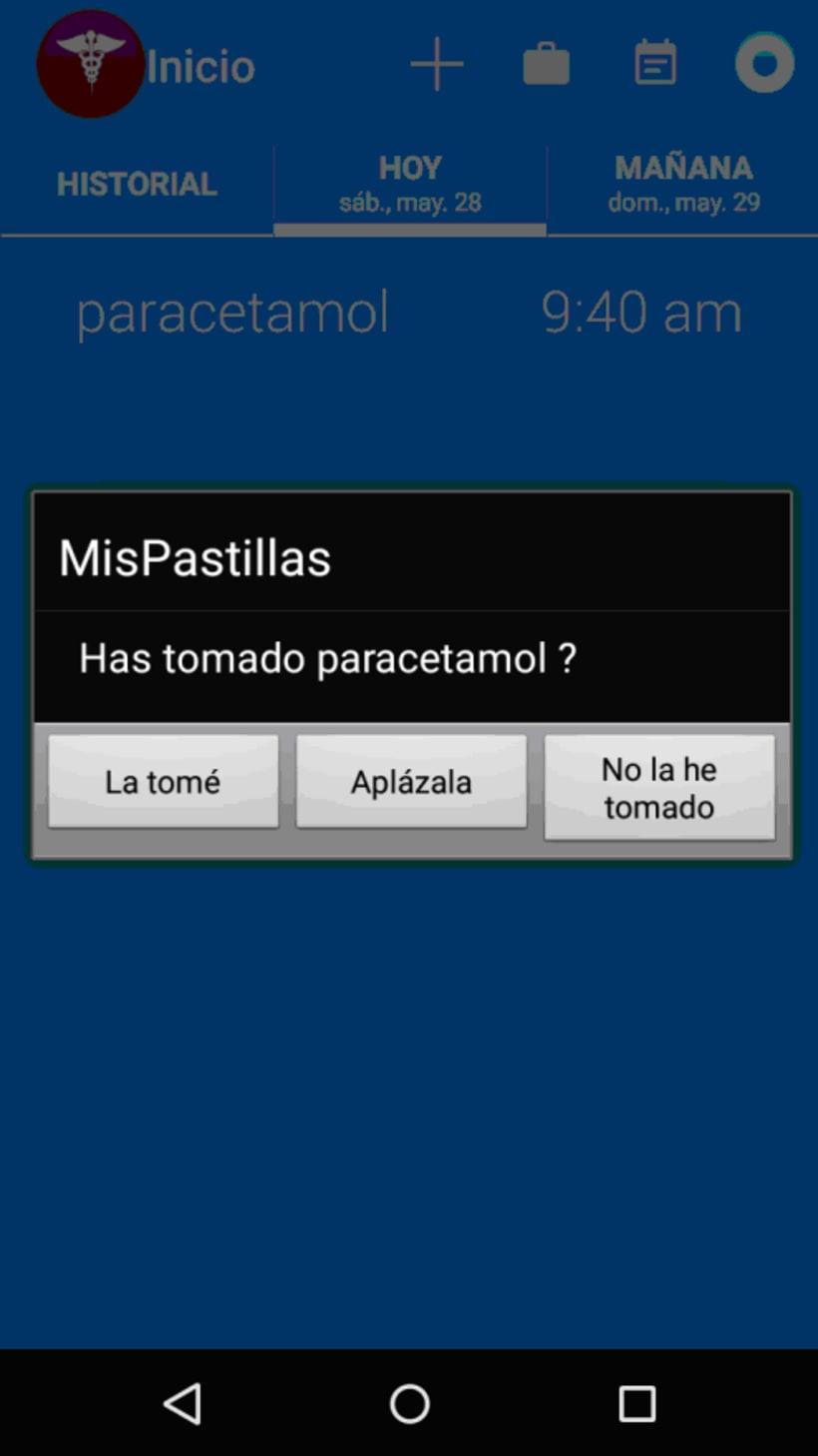 App Mispastillas Android 7