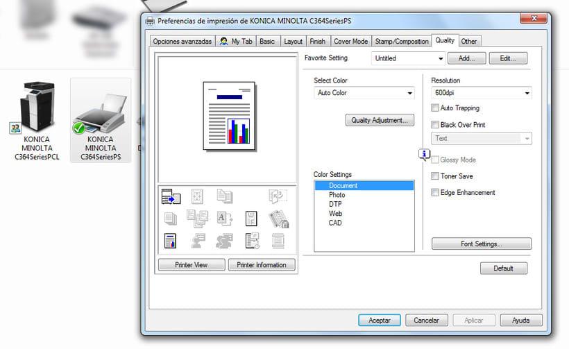 Desesperante problema de impresión   Diseño Gráfico   Domestika