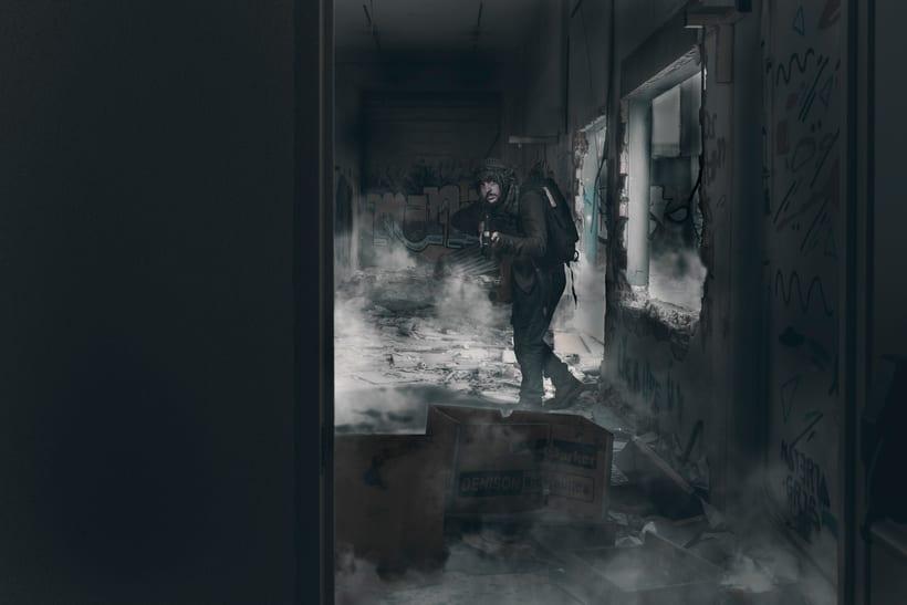 El último superviviente 3