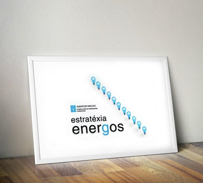 Plano Energos de enerxia eléctrica. Xunta de Galiza 0