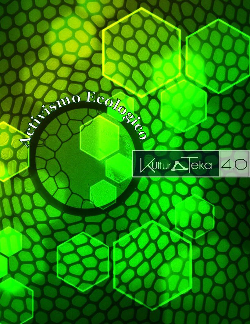 Portadas Abril y Marzo de Kultur∆Teka 4.0 Revista Electrónica  -1
