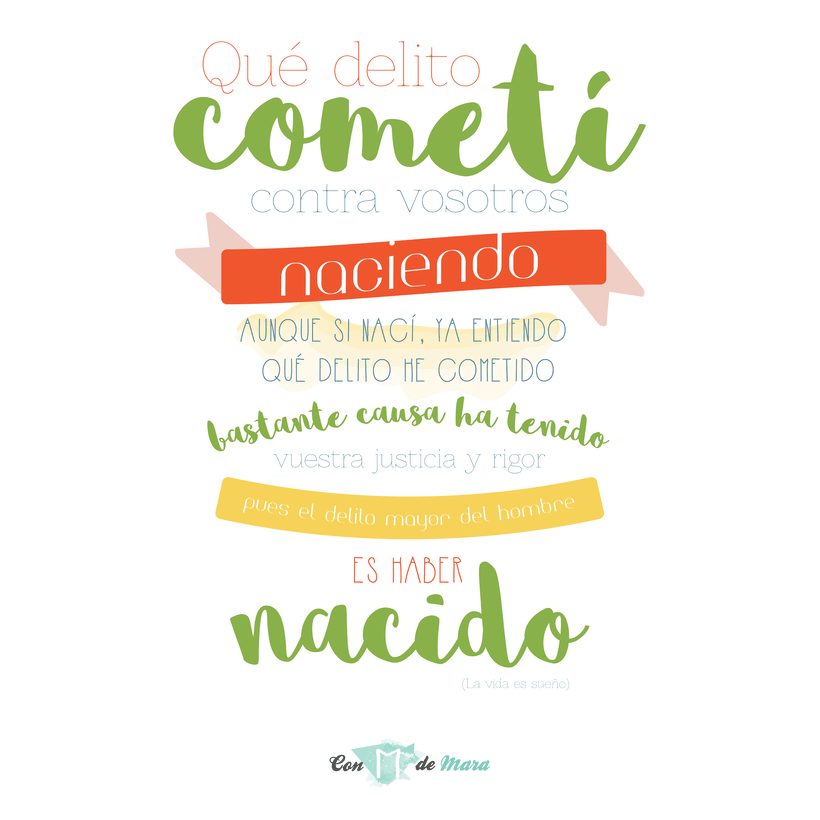 Proyecto personal 9 frases  9