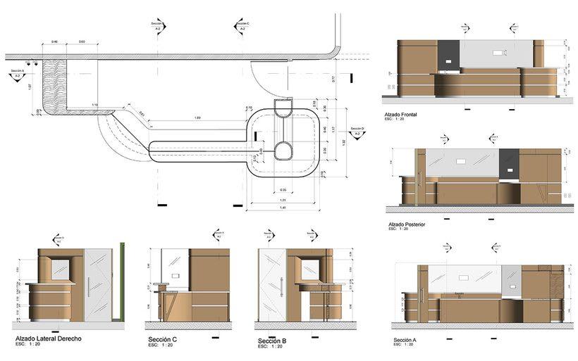 Diseño de Mobiliarios 0