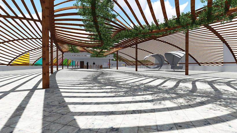 Diseño Arquitectónico y Paramétrico - Hotel Winds 5 Estrellas 13