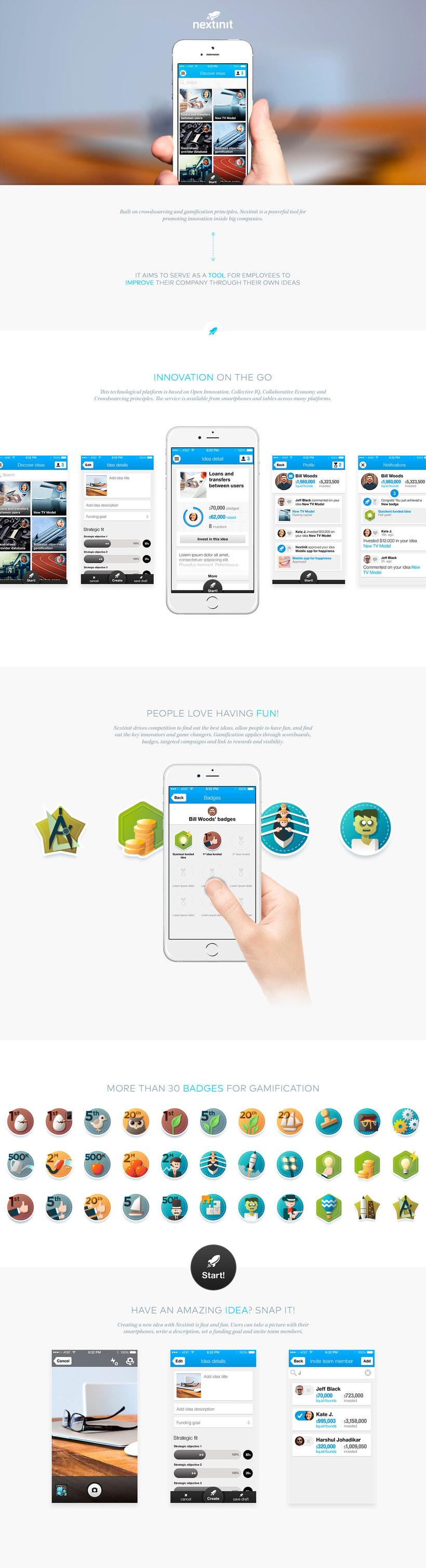 Nextinit Mobile App 0