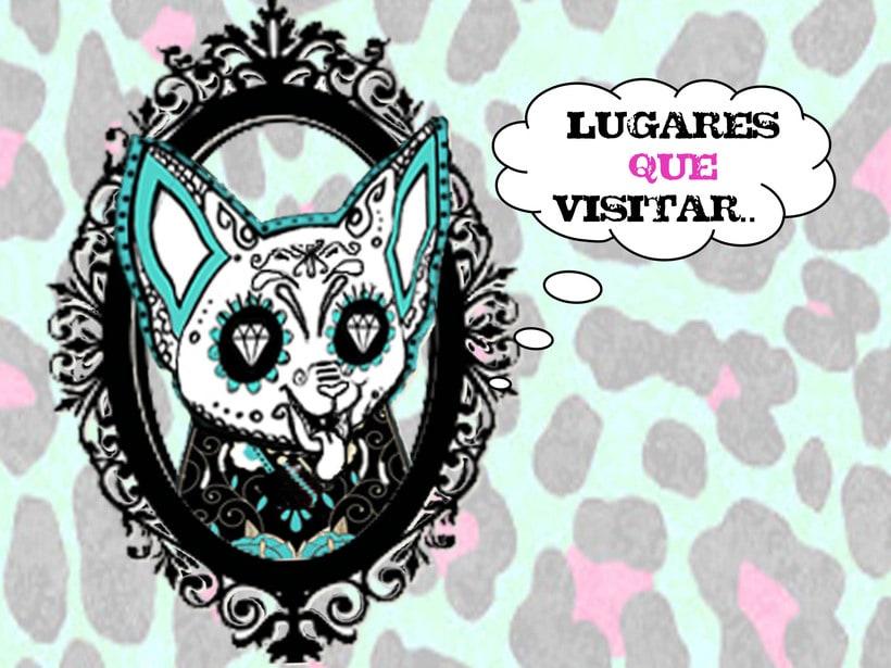 """CONCEPT BOOK de marca de ropa """"Socorro la Virgen""""  7"""