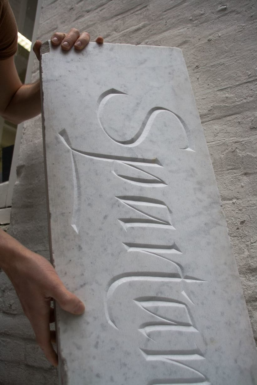 Stone Carving 4