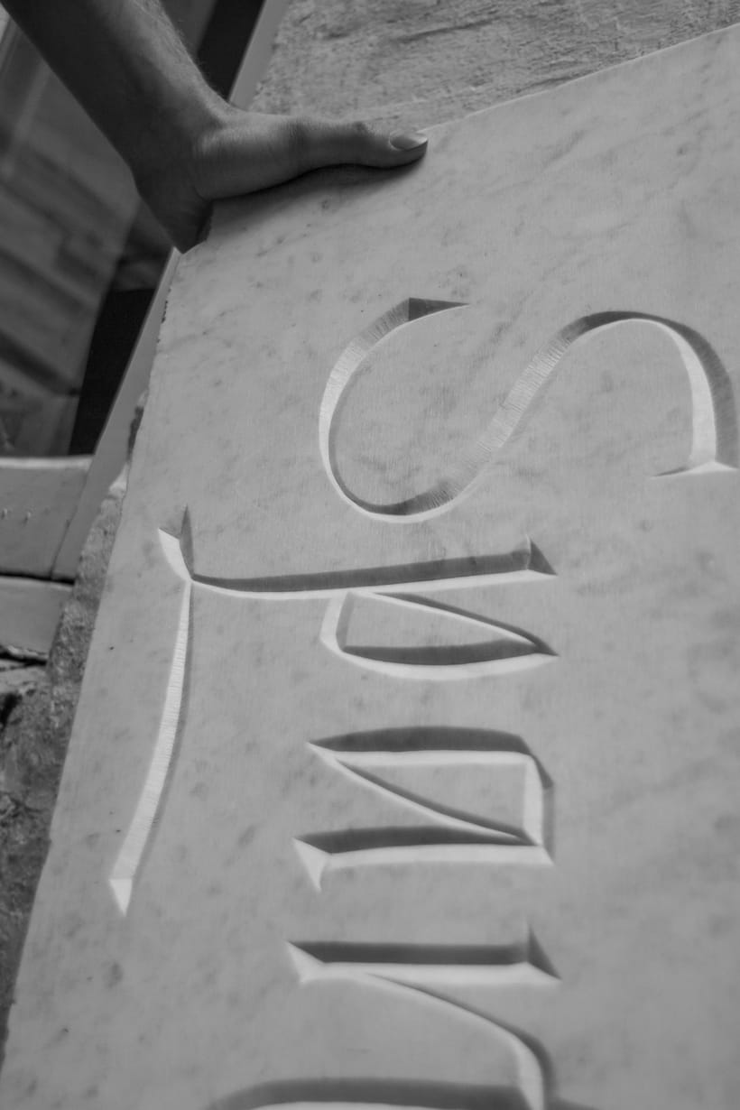 Stone Carving 2
