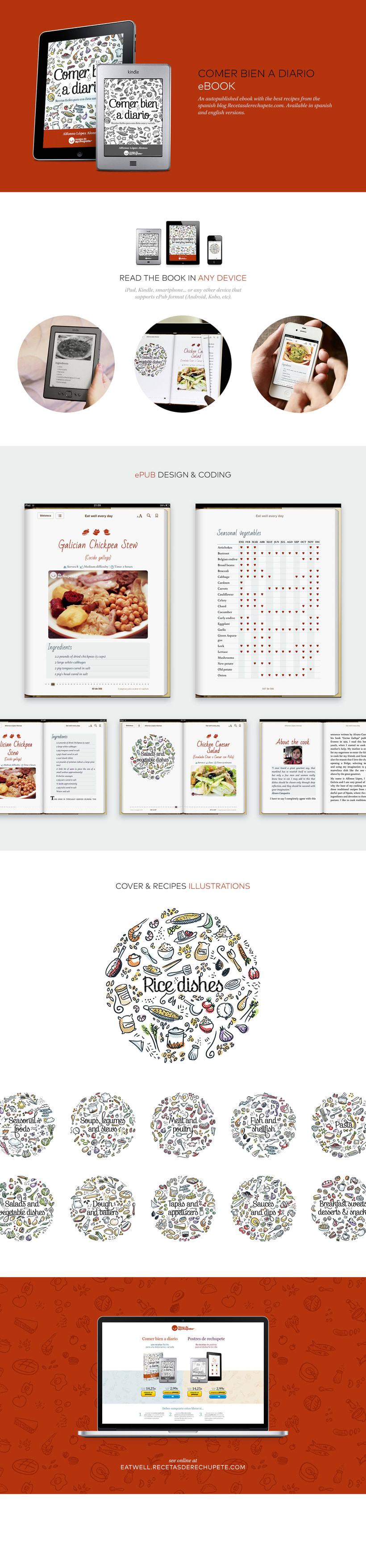 Comer Bien a Diario eBook 0