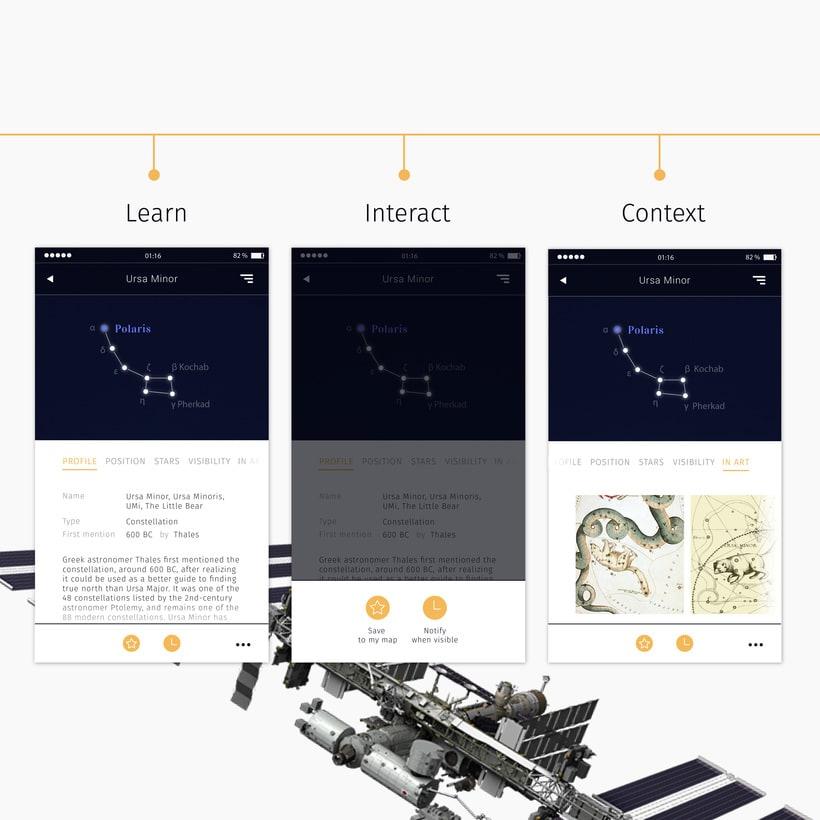 Star Observatory App 1