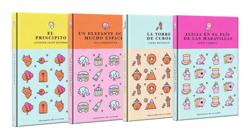 Serie de Libros Infantiles 0
