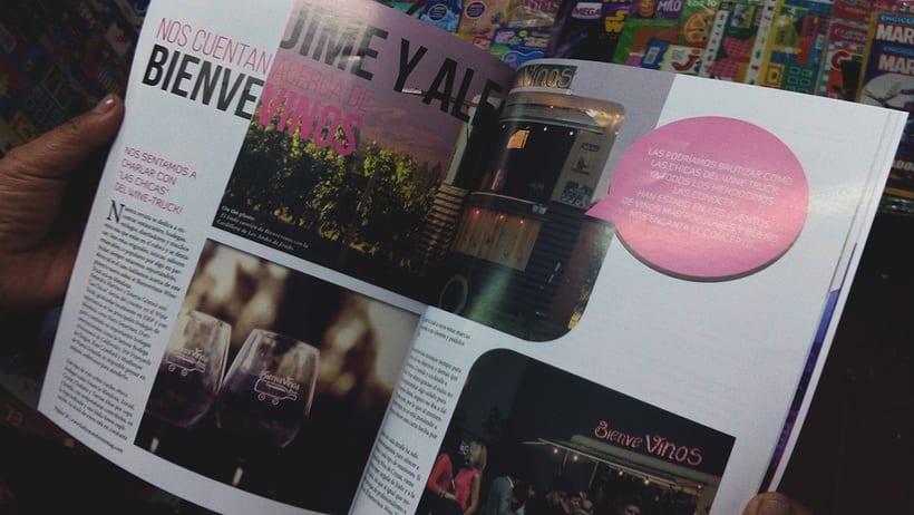 Fashion&Wine   Diseño Editorial 4