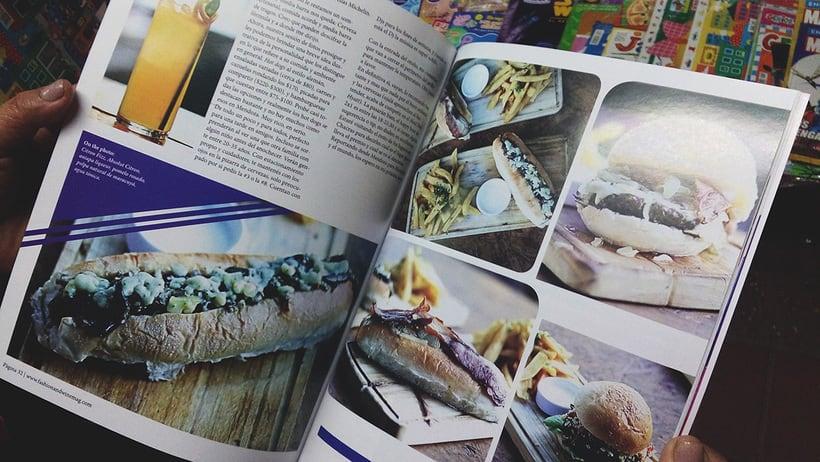 Fashion&Wine   Diseño Editorial 7