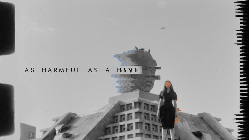 As Harmful as a hive -1
