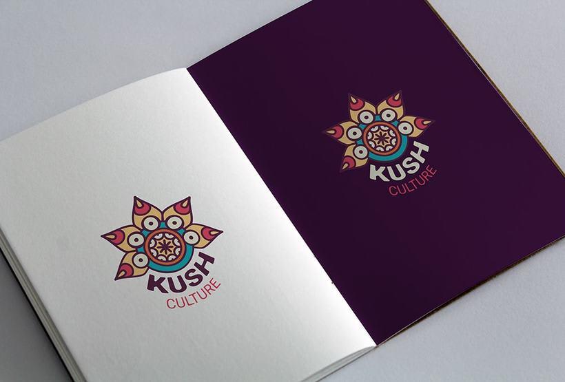 Kush Culture. Branding, Dirección de Arte. 1