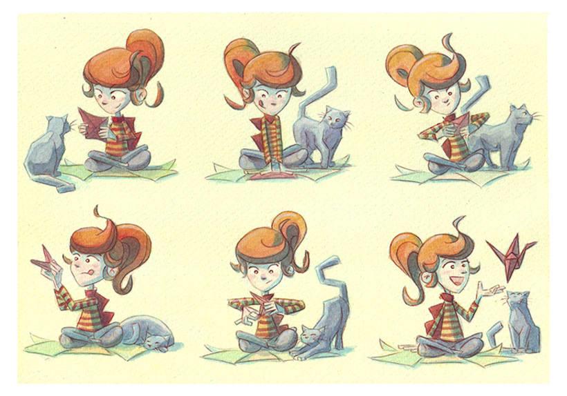 Album Ilustrado. Ilustración Infantil 1