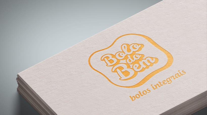 Branding Bolo do Bem 1