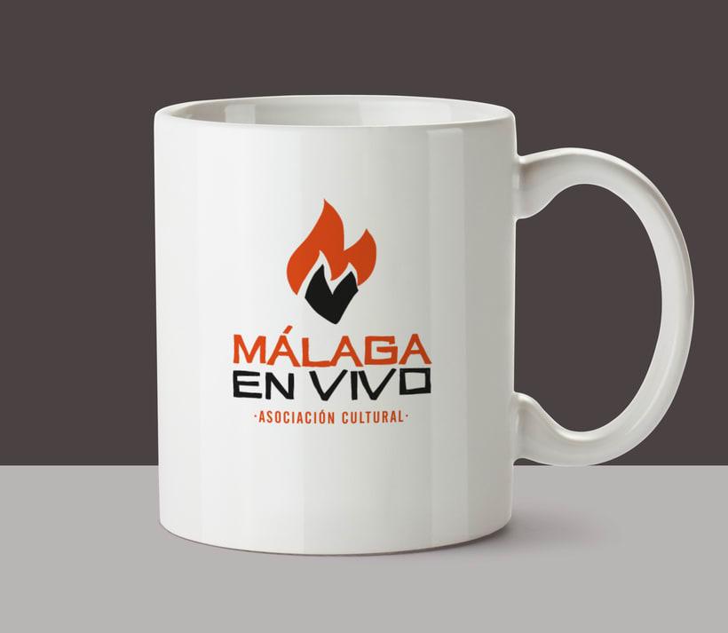 MÁLAGA EN VIVO · IMAGEN CORPORATIVA 5